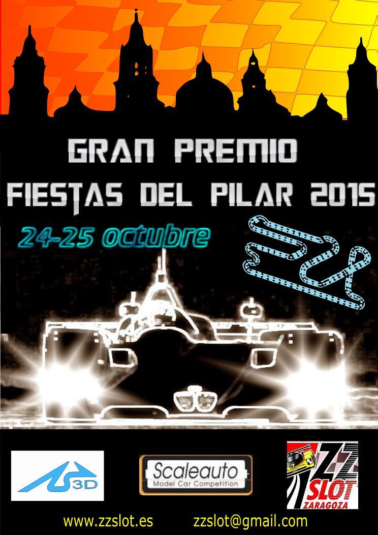 Gran Premio Fiestas del Pilar 2015